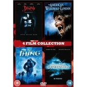 American Werewolf In London / Mary Shelleys Frankenstein / Dracula / The Thing [DVD]