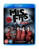 Misfits Series 2 [Blu-ray] [2010]