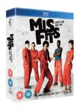 Misfits - Series 1-2 Box Set [Blu-ray]