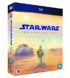 Star Wars: The Complete Saga (Episodes I-VI) [Blu-ray] Blu Ray