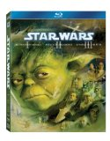 Star Wars: The Prequel Trilogy (Episodes I-III) [Blu-ray] Blu Ray