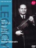 Various: David Oistrakh (Concerto For Two Violins/ Sinfonia Concertante/ Violin Concerto) [DVD] [2011]