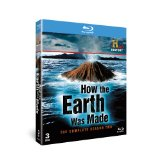 How The Earth Was Made Season 2 (3-Disc Set) [DVD]