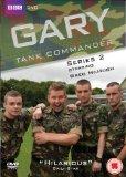 Gary Tank Commander - Series 2 [DVD] [2011]