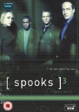 Spooks - Series 3 - Complete [DVD]