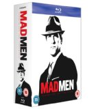Mad Men - Seasons 1-4 [Blu-ray]