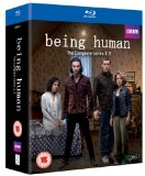 Being Human - Complete Series 1-3 Box Set [Blu-ray]
