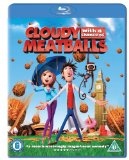 Cloudy With A Chance Of Meatballs [DVD] [2009]