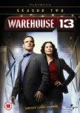 Warehouse 13 Season 2 DVD