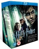 Harry Potter Collection - Years 1-7 Part 1 [Blu-ray]