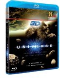 The Universe - 7 Wonders of the Solar System in 3D [Blu-ray] [2010]