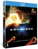 The Universe Season 5 (with Bonus 3D Disc) [Blu-ray] [2008] Blu Ray