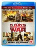 Five Days of War [Blu-ray]