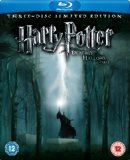 Harry Potter and the Deathly Hallows Part 1 - Limited Edition Triple Play Steelbook (Blu-ray + DVD + Digital Copy)