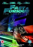 The Fast And The Furious Quadrilogy [DVD]