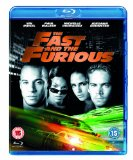 The Fast And The Furious [Blu-ray] [2001]
