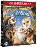 Legend of the Guardians (Blu-ray 3D) Blu Ray