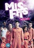 Misfits - Series 3 - Complete [DVD] [2011]