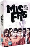 Misfits - Series 1-3 - Complete [DVD]