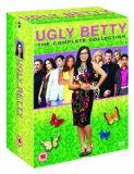 Ugly Betty - Series 1-4 - Complete DVD