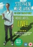 Stephen Merchant Live [DVD]