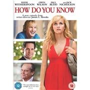 How Do You Know [DVD] [2010]