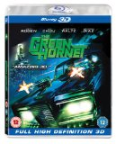 The Green Hornet (Blu-ray 3D) [2011]