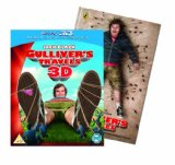 Gulliver's Travels (Blu-ray 3D + 2D Blu-ray + DVD + Digital Copy)