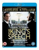 The King's Speech [Blu-ray] [2010]