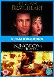 Braveheart / Kingdom of Heaven [DVD]