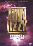 Thin Lizzy - Thundering And Lightning Tour [DVD]
