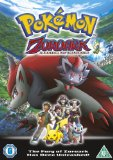 Pokemon: Zoroark - Master of Illusions [DVD]