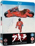 Akira - Collector's Edition Steelbook [Blu-ray] [1988]