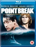 Point Break [Blu-ray] [1991][Region Free] Blu Ray