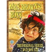 Mrs Brown's Boys - Series One (7-Disc Box Set) [DVD]