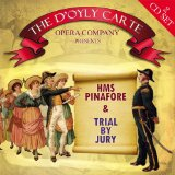 HMS Pinafore & Trial By Jury DVD