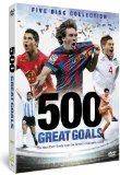 The 500 Great Goals Collection [DVD]