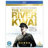 The Bridge On The River Kwai [Blu-ray] [1957]