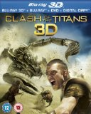 Clash of the Titans (Blu-ray 3D)[Region Free] Blu Ray