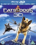 Cats and Dogs 2 (Blu-ray 3D)[Region Free] Blu Ray