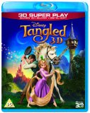 Tangled (Blu-ray 3D + 2D Blu-ray + Digital Copy) [2010]