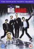 The Big Bang Theory - Season 4 [DVD]