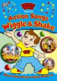 Tumble Tots: Actions Songs - Wiggle & Shake [DVD]