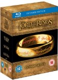 The Lord of the Rings Trilogy - The Extended Edition  [Blu-ray]