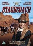 Stagecoach (B/W) [DVD]