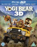 Yogi Bear (Blu-ray 3D) [2010][Region Free]