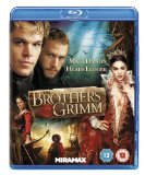 Brothers Grimm [Blu-ray] [2005]