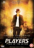 PLAYERS - PIECE OF THE ACTION [DVD]