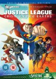 Justice League - Crisis On Two Earths [DVD]