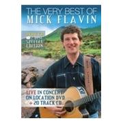 Very Best of Mick Flavin - DVD & CD